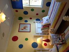 Curious George room