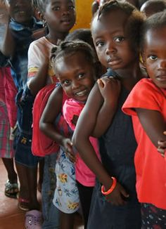 Fighting Child Poverty in Liberia