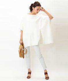 ミラノポンチョニット(ニット/セーター) GALLARDAGALANTE(ガリャルダガランテ)のファッション通販 - ZOZOTOWN