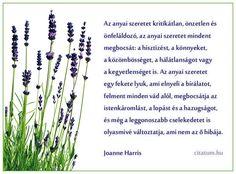 Joanne Harris idézete az anyai szeretetről. Joanne Harris, Kids And Parenting, Day, Life, Filofax, Scrapbook, Quotes, Style, Quotations