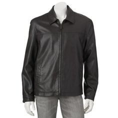 Dockers Faux-Leather Jacket - Men $89.99