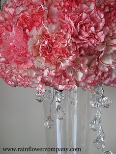 Ivory Pink Silver Centerpiece Wedding Flowers Photos & Pictures