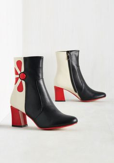 1960s boots, Mods and Ends Boot $119.99 AT vintagedancer.com