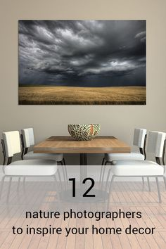 Invigorate your decor by taking the lead from amazing photographers and the perfection that is Mother Nature.  #WallArtPrints #Nature #Photography
