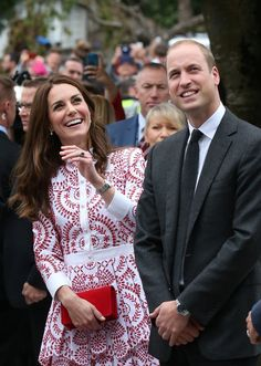 Kate Middleton and Prince William in Canada Pictures 2016 | POPSUGAR Celebrity