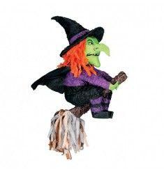 Pinata Sorcière pour les fêtes d' halloween