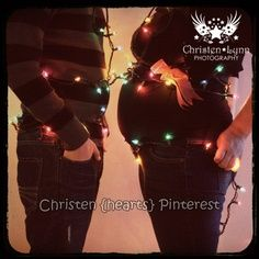 Christmas Maternity Picture / for our Christmas card! Baby Bump Pictures, Newborn Pictures, Baby Photos, Family Photos, Christmas Pregnancy Photos, Christmas Maternity, Christmas Baby, Pregnancy Pics, Fall Maternity Photos