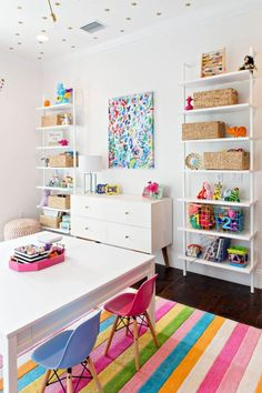 Playroom decoration ideas for small space (55)