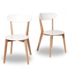 siwa chaise design scandinave coloris vert amande projet cuisine pinterest design. Black Bedroom Furniture Sets. Home Design Ideas