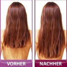 10 Hausmittel für natürlich volles Haar - Rizinusöl für Haarwachstum