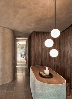 Spa Interior Design, Spa Design, Contemporary Interior Design, Design Ideas, Commercial Design, Commercial Interiors, Hotel Lobby Design, Greece Hotels, Spa Rooms