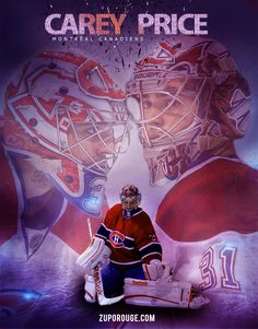 Montreal Canadiens, Hockey Teams, Loreal Paris, Sports, Bedroom Ideas, Places, Ice Hockey, Physical Exercise, Exercise