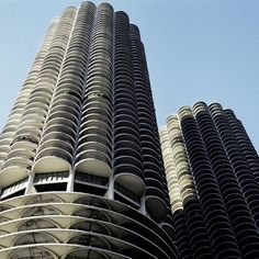 Bertrand Goldberg | Marina City, Chicago, USA