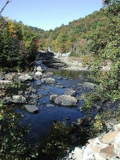 Buckhannon River, West Virginia by Tiffany Madison