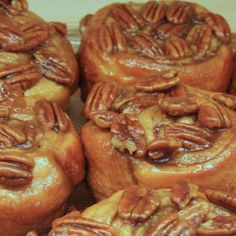 Cake Mix Cinnamon Rolls Recipe from The Bakers Dozen