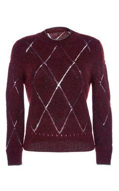 Iggy Short Fine Knit  by ISABEL MARANT for Preorder on Moda Operandi