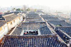 Seoul: Bukchon   by stuckinseoul