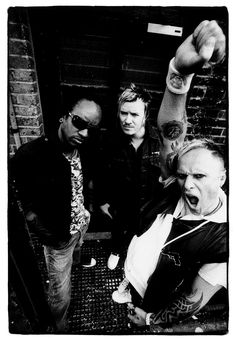 The Prodigy. Mixed Dance, Punk and Hardcore for a unique sound that is instantly…