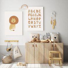 Toddler Boy Room Decor, Boys Room Decor, Baby Nursery Decor, Nursery Prints, Nursery Room, Kids Bedroom, Baby Room, Scandi Bedroom, Moon Nursery