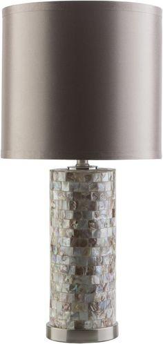 Copalis Shell Beach Table Lamp                                                                                                                                                                                 Más