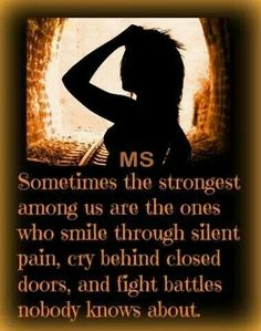 Sometimes the strongest ♡