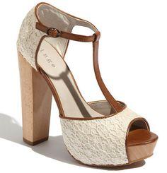 Hinge® 'Asher' T-Strap Sandal