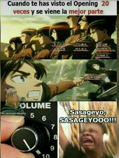 New memes anime otaku shingeki no kyojin 21 ideas Memes Humor, Memes Dbz, Aot Memes, Anime Meme, Otaku Anime, Attack On Titan Funny, Memes Funny Faces, Funny Quotes, Levi X Eren