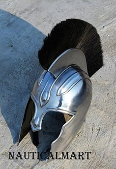 Knights Helmet, Spartan Helmet, Medieval Knight, Troy, Tap Shoes, Inventions, Weapons, Amazon, Feather