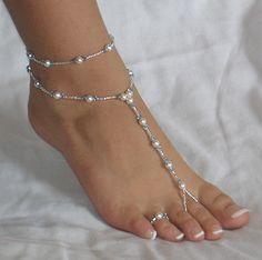 Barefoot Sandals for a beach wedding ...