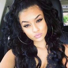 curls cute❤