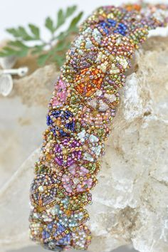 images of elaborate beaded bracelets - Google Search