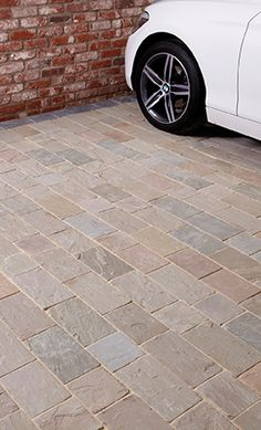 Forest Sandstone Block Paving | Landscaping | Patio | Driveway | Garden Path | Natural stone