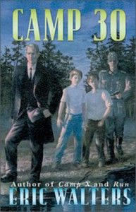 Camp X Series -World War II books for young people that ranges from Ontario to Bermuda to England.