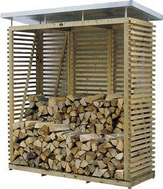 fabriquer un abri pour ranger le bois tutoriel. Black Bedroom Furniture Sets. Home Design Ideas