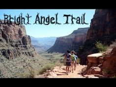 Day-hiking the Bright Angel Trail to Indian Garden in the Grand Canyon - Bearfoot Theory