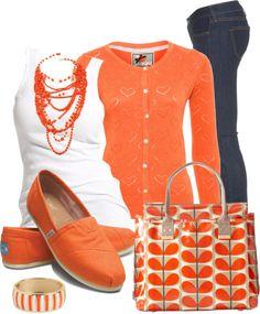 orange spring...