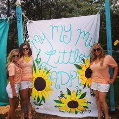 """except we have to use """"Tridelt you look so fine""""! not cocky, luke bryan said it"""