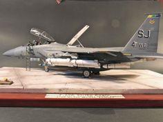 Tamiya 1/32 F-15E Strike Eagle by Przemyslaw Przybulewski