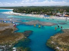 As 12 praias mais bonitas de Pernambuco 2015