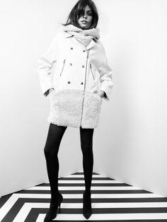 Pierre Balmain Fall 2012 #coat
