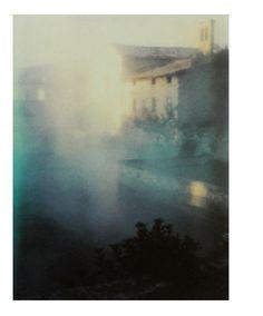 polaroids by Andrei Tarkovsky
