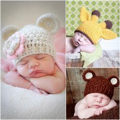 hats for newborn baby