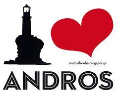 I love Andros, Greece Andros Greece, Island, Islands