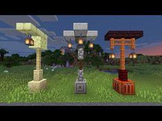 25 Minecraft Lantern Lighting Ideas - Minecraft, Pubg, Lol and Minecraft Lampe, Minecraft Lantern, Plans Minecraft, Minecraft Light, Minecraft Building Guide, Easy Minecraft Houses, Minecraft Medieval, Minecraft Room, Minecraft Decorations