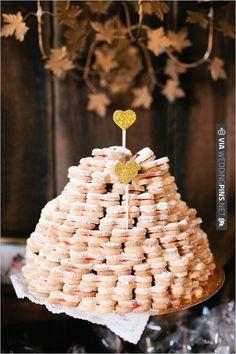 cookie tower | VIA #WEDDINGPINS.NET