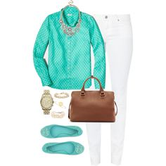 spring, created by classycathleen on Polyvore