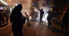 VANDALIZED CARS, SMASHED WINDOWS: ANTI-TRUMP PROTEST IN PORTLAND PROCLAIMED 'RIOT' (PHOTOS, VIDEO) The demonstration against President-Elect Donald Trump has gathered for yet another night in the Pacific Northwest city  WOW destroy your city.  Yeh that works.  Less business fewer jobs.  Just stupid.