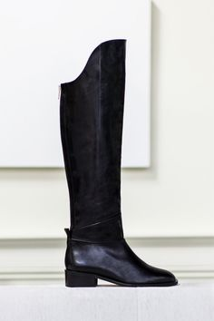 MINIMAL + CLASSIC: Emerson Fry tall riding boot