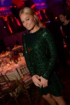 Margot Robbie - FGI Night of Stars Honors Diane von Furstenberg With Superstar Award  --Be your own Whyld Girl with a wicked tee today! http://whyldgirl.com/tshirts