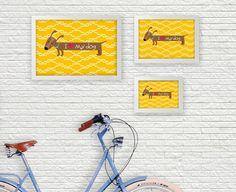 Leve mais personalidade para sua casa com os Pop Posters!